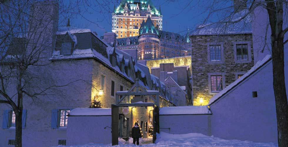Quebec: City of Lights Claudel Huot
