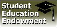Student Education Edowment Button