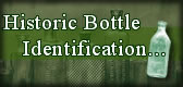 historic bottle identification
