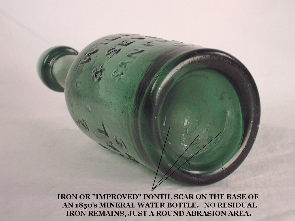 Bottle bases page for How to break bottom of glass bottle