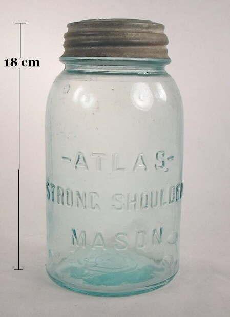 atlas canning jars dating