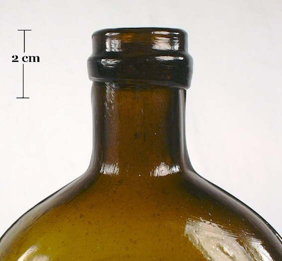 Image of a champagne style finish on a mid 19th century ...