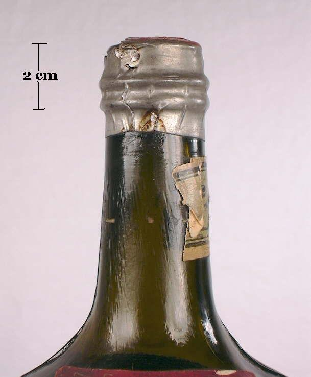 Bottle Glossary Page