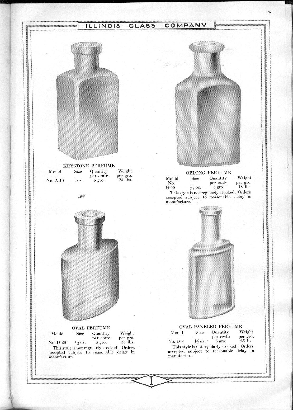 illinois glass co  1920 catalog