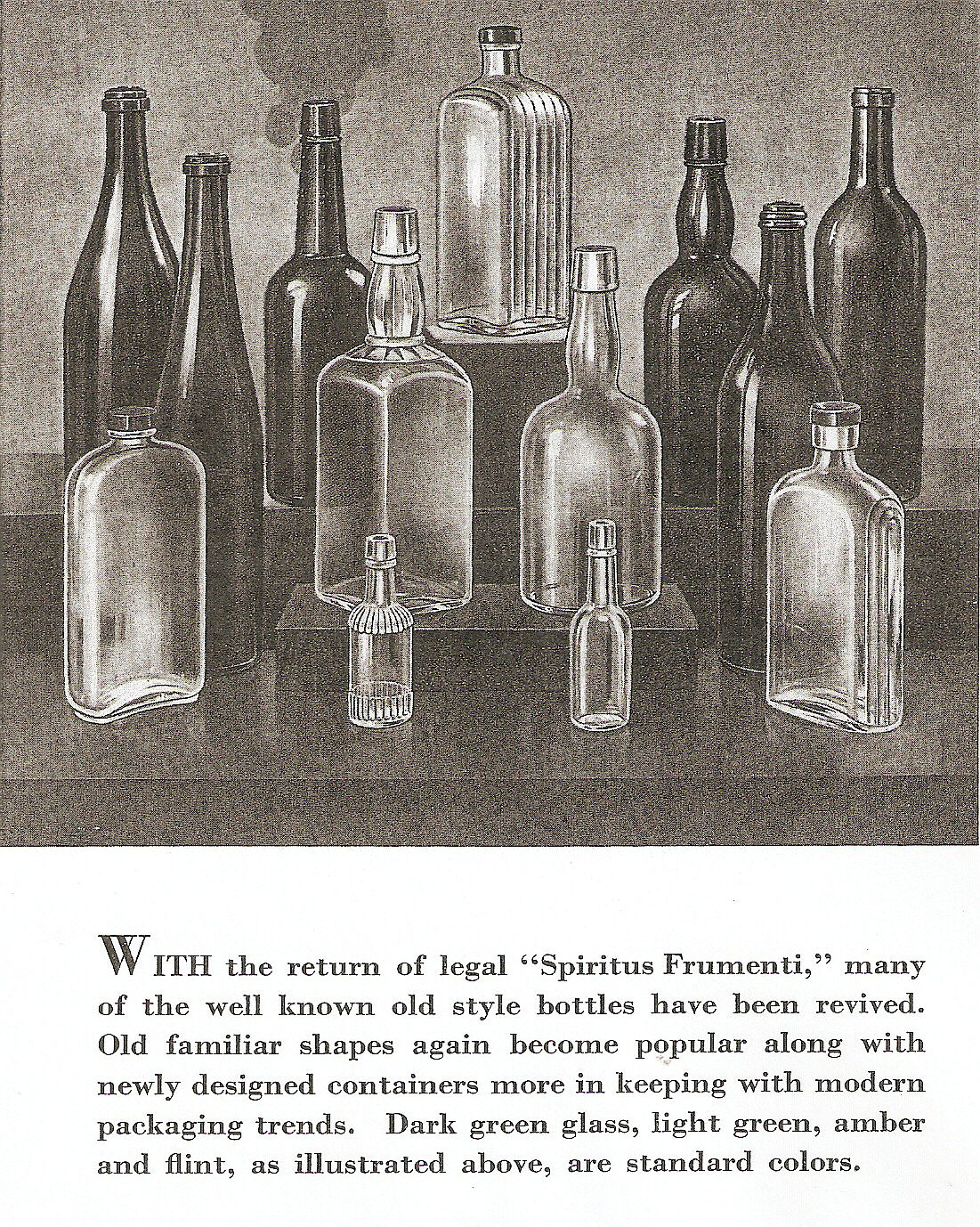 Owens Illinois Glass Co 1933 Catalog