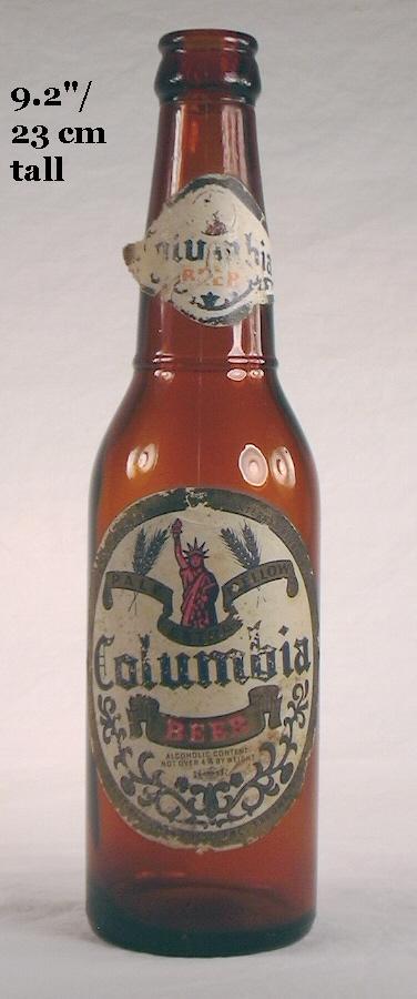 Dating antique beer bottles