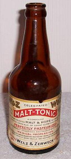 Labeled Bottles