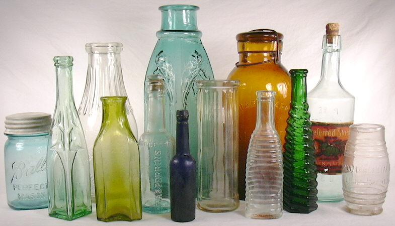 Dating antique milk bottles
