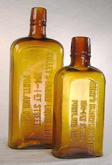 Liquor Spirits Bottles