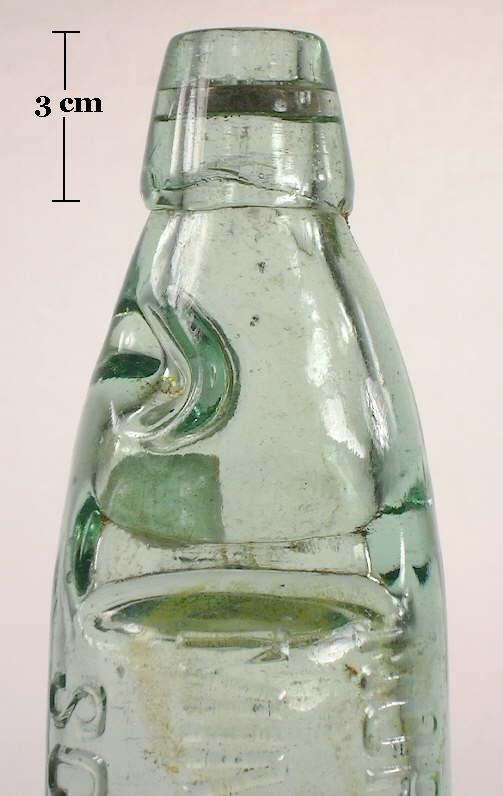 codd bottle dating With what is considered as a clover leaf pattern in the center this codd from hall & sons norwood can be also considered a little unusual  codds/marble bottles.