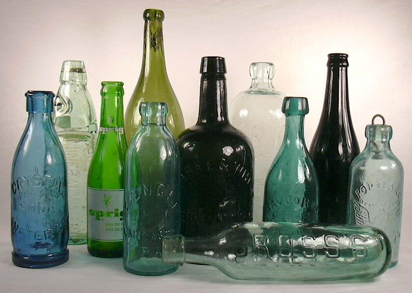 Dating antique soda bottles