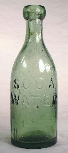 Soda & Mineral Water
