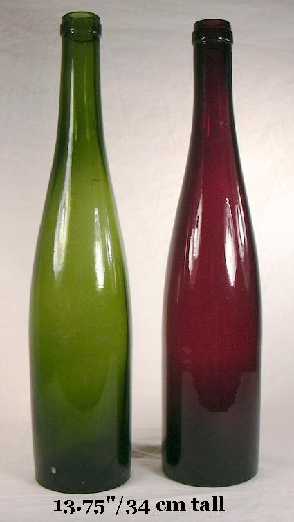 ... the Bottle Typing/Diagnostic Shapes: Wine & Champagne Bottles page