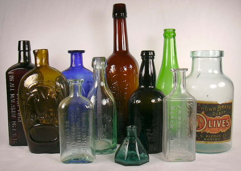 GLASS BOTTLE MARKS  Welcome