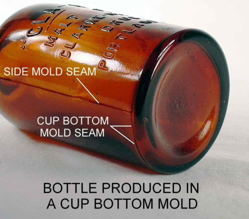 Bottle bases page for How to remove bottom of glass bottle