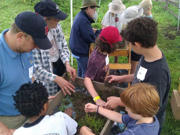 Youth Archaeology Camps: More than a sandbox excavation