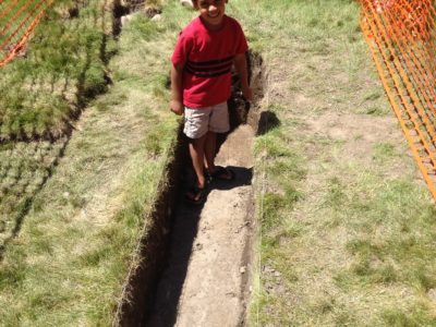 The Importance of Childcare Support Networks for Archaeologists
