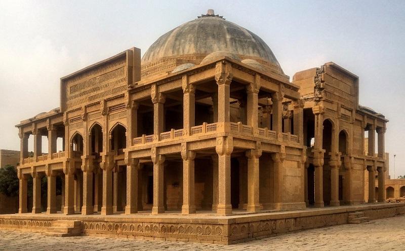 Tomb of Esa khan Tarkhan
