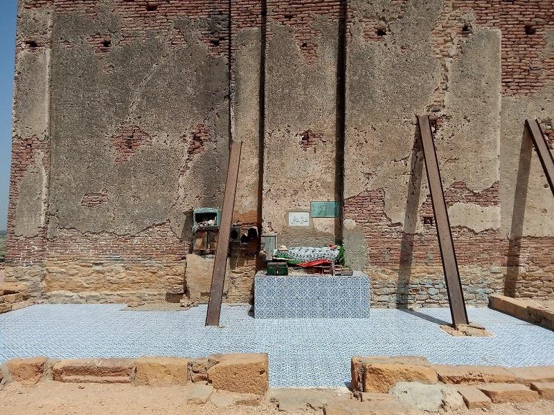 The tomb of Mai Makli