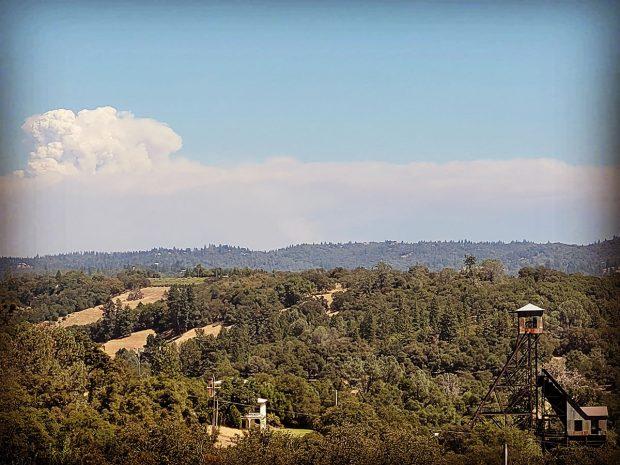 Watching California Burn